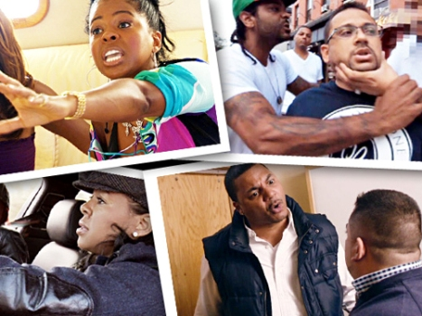 """Behind The Scenes: The """"Love & Hip Hop"""" Reunion Show Air Tonight 8 PM"""