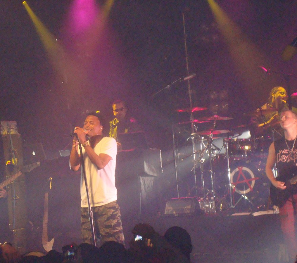 Lupe Fiasco Performs In Brooklyn