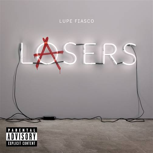 lasers album cover. Album Review by Young Ty
