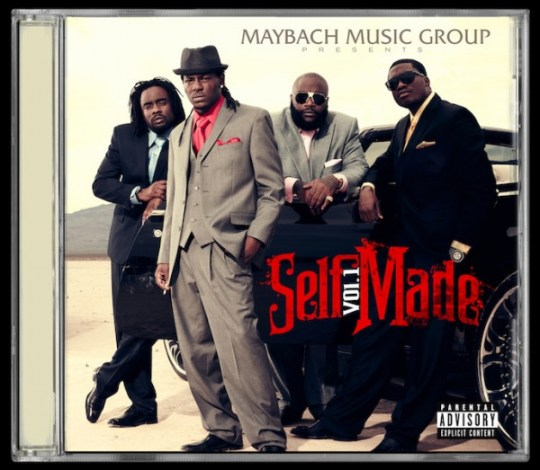 "Maybach Music Group ""Self Made"" Set To Release May 24th"