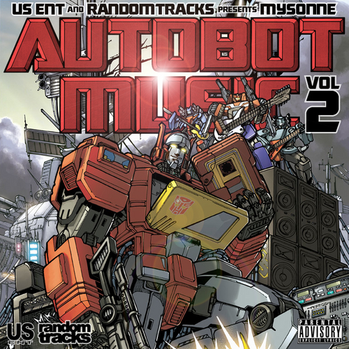 Mysonne_Autobot_Music_Vol_2