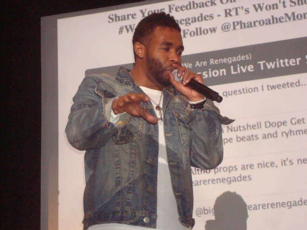 Pharoahe Monch Debuts New Album & Film At NYU