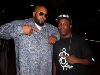 "GoodFellaz ""Pic of the Week"": Young Ty & Suge Knight"