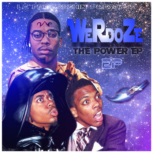 WeRdoZe_The_Power_Ep