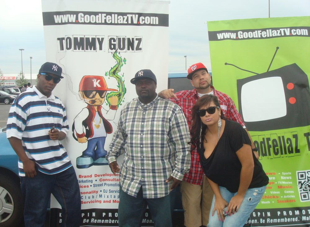Check Out Pics From The GoodFellaz TV Summer Jam Takeover