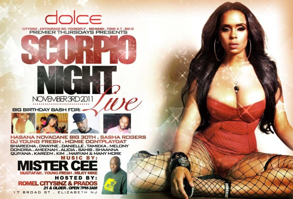 "#GFTV ""Feature Event"": Dolce's Lounge, Saturday Nov. 3rd"