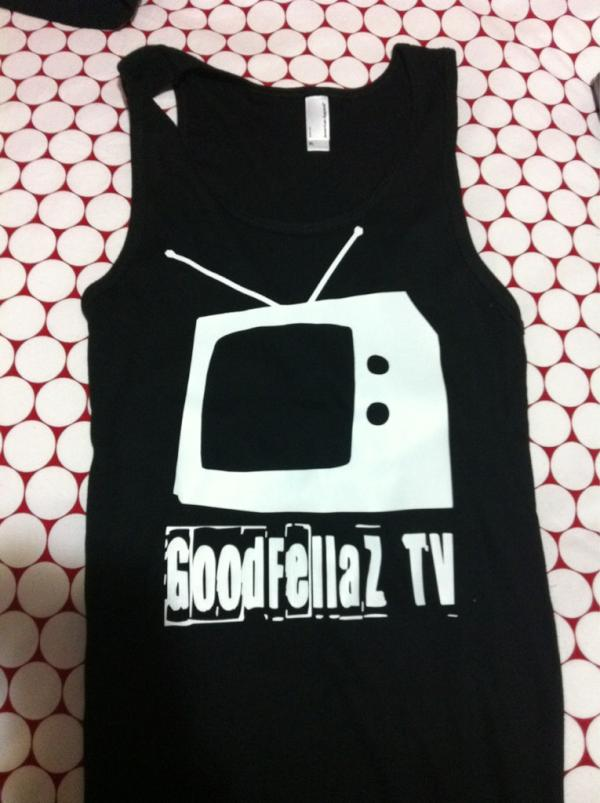 NEW GoodFellaz TV Ladies Tank-Tops #GFTV #SWAG