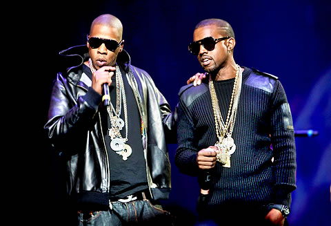 "Check Out The Jay-Z & Kanye ""Watch the Throne"" Track-list, Artwork & In-Studio Photos"