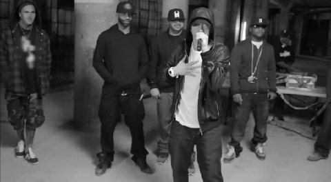 Watch the Shady Records 2.0 Cypher From The 'BET Awards'