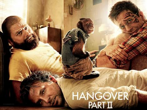 """The Hangover 2"" Breaks Comedy Records, Makes Over $105.8 Million During Memorial Day Weekend"