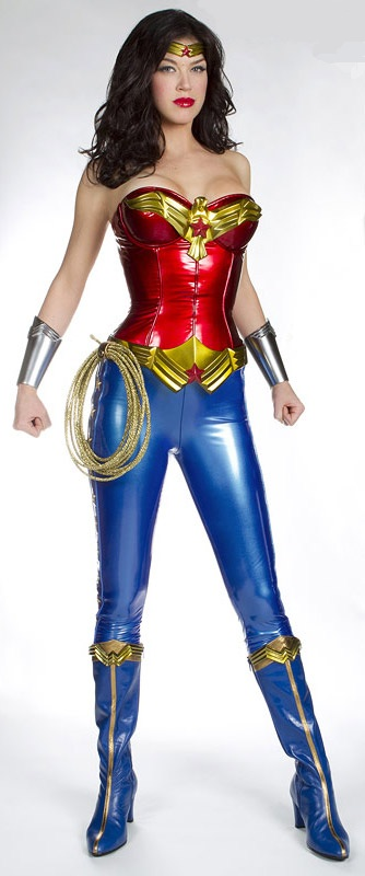 Wonder Woman Costume Revealed