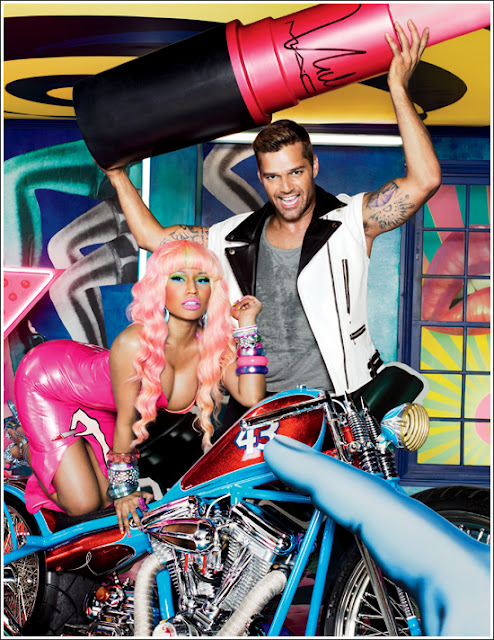 Nicki & Ricky Team Up for the MAC Viva Glam 2012 Campaign: #GFTV Fashion Alert