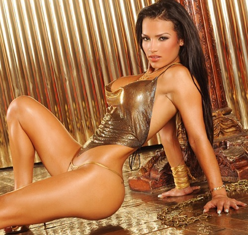 TKO: Smokin' Hot Bellaz Gonzalez Is A Knockout