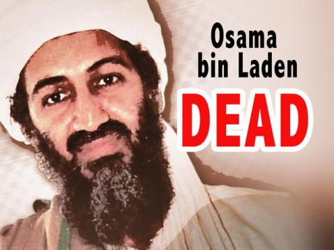 Osama bin Laden Finally Found & Killed