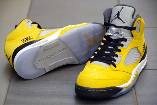 "GoodFellaz Sneaker Pick Of The Month: Air Jordan ""TOKYO 23 PACK"": Release Date Saturday, April 30th 2011"