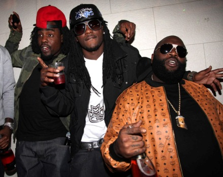 Rick Ross & Maybach Music Group Take Over NYC