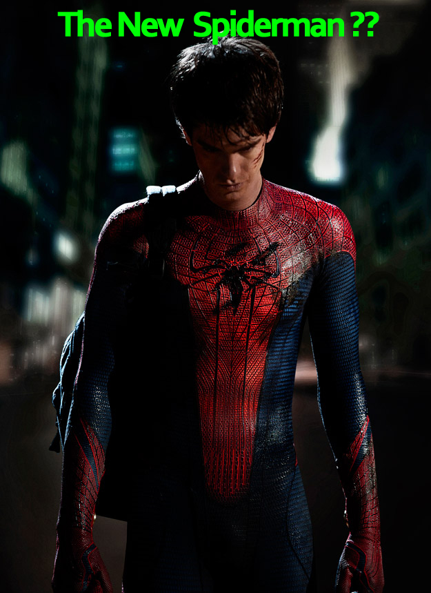 "New ""Amazing Spider-Man"" Movie Set To Be Released July 2012"