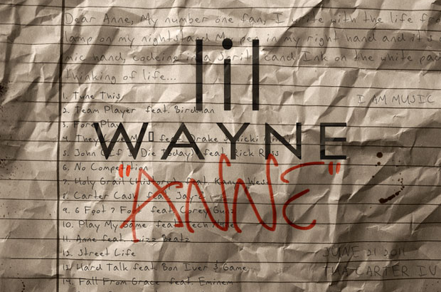 "Lil Wayne ""Tha Carter IV"" Rumored Tracklist Revealed, Set To Drop August 22nd"