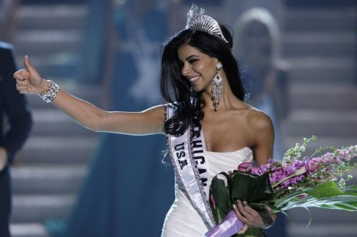 Check Out Rima Fakih: The 1st Arab-American Miss USA