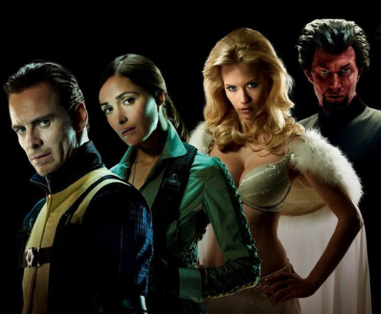 """X-Men: First Class"" Movie Review"