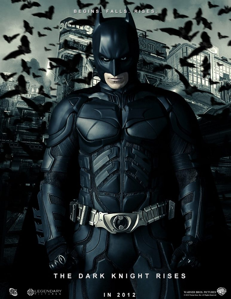 "Watch The Trailer For The New Batman ""The Dark Knight Rises"" Movie"