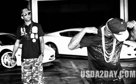 "BEHIND THE SCENES: Young Jeezy & Fabolous ""Flexin"""