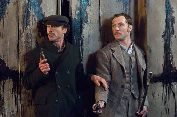 "Watch The Trailer For ""Sherlock Holmes 2: A Game Of Shadows"""