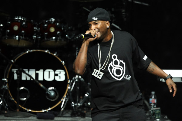 Young Jeezy Takes #1 Spot On Hip Hop Charts With 232,938 Albums Sold In 1st Week