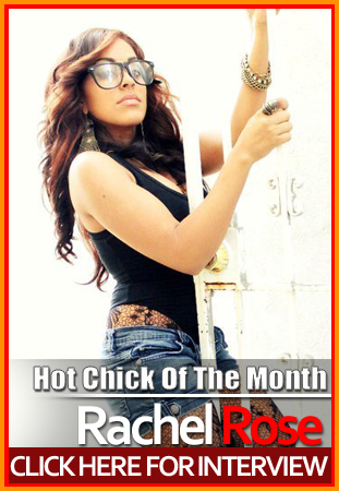 "Rachel Rose: #GFTV ""Hot Chick of the Month"""