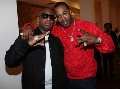 Busta Rhymes & Cash Money Records Form A 'Conglomerate' ??