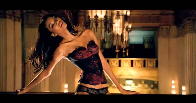 Watch The 'Victoria Secret' 2011 Holiday Commercial On GoodFellaz TV