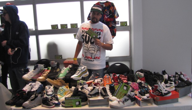 Dope Sneakers & Juelz Santana Highlight DunkXchange 2011 In NYC