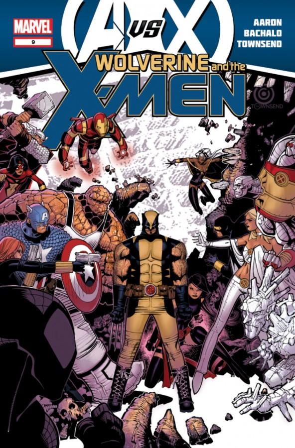 """""""Wolverine & The X-Men"""" Issue #9: X-Men vs. Avengers #GFTV Spoiler Alert"""