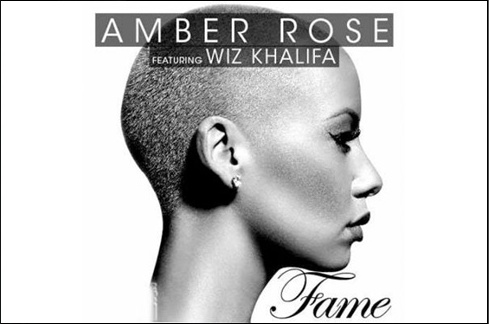 "Listen To Amber Rose's Debut Song ""Fame"", Is It ""Hot Or Not""??"