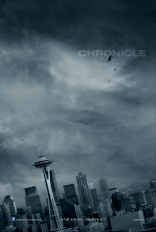 """Chronical"" #GFTV Movie Review: An Ecclectic Perspective by D. Noble"