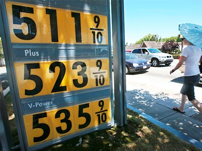 $5 A Gallon?!? Be Prepared to Pay More At The Pump!