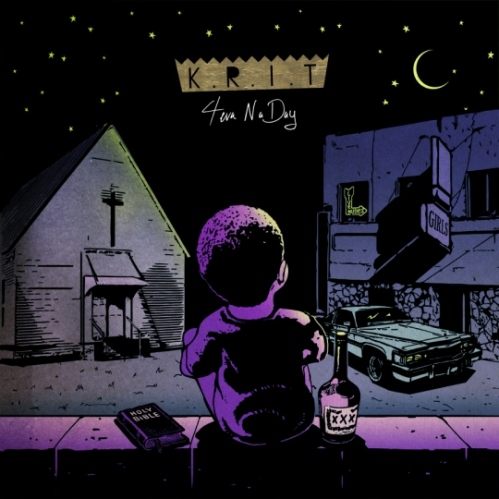 "DOWNLOAD New Mixtape From Big K.R.I.T. ""4EvaNaDay"" & Watch His Interview On GoodFellaz TV"
