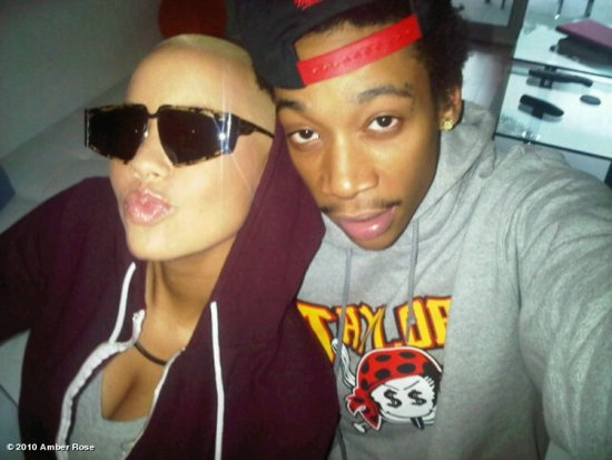 "#GFTV ""Word-On-The-Street"": Amber Rose Says ""Yes"""