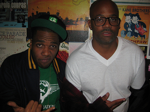 Currensy Suing Dame Dash For $1.5 Million Over Allegedly Leaking His Music