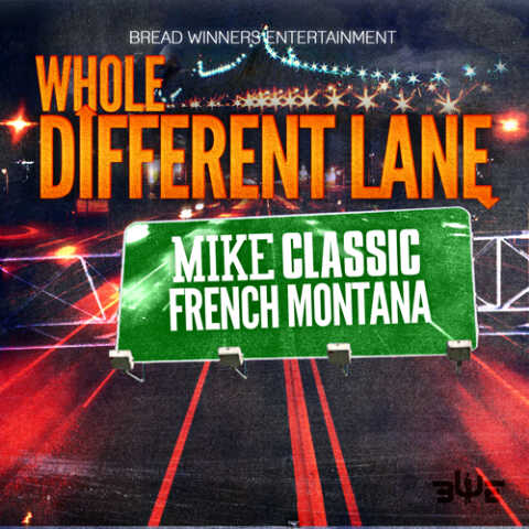 "Listen To New Mike Classic f/ French Montana ""Different Lane"" On GoodFellaz TV"