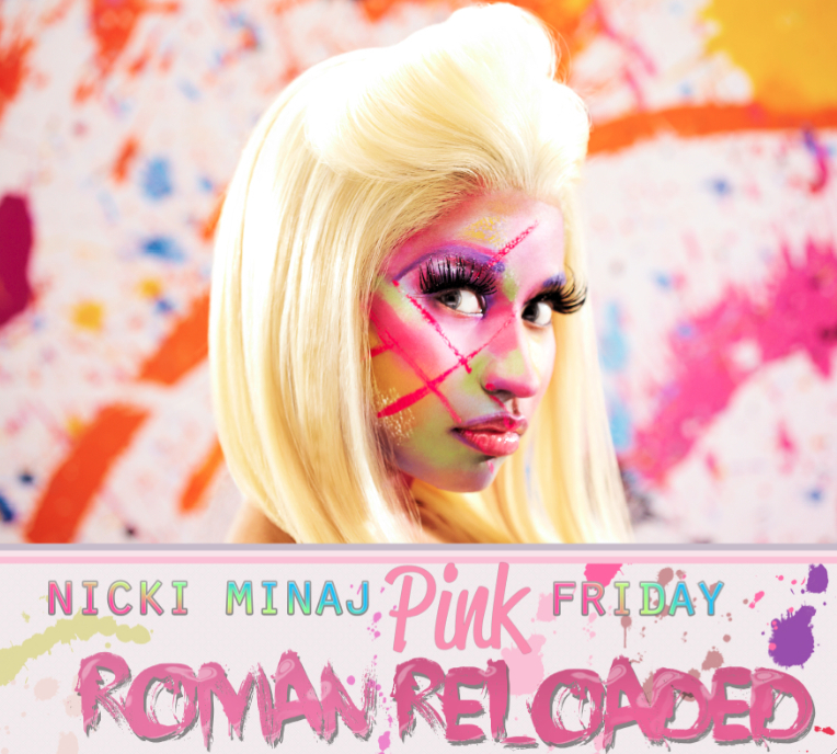 "Nicki Minaj ""Pink Friday: Roman Reloaded"" Track-List Revealed"
