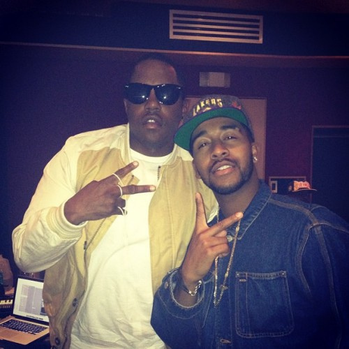 "Omarion & Mase Rumored To Be Signing With Rick Ross & MMG #GFTV ""Word On The Street"""