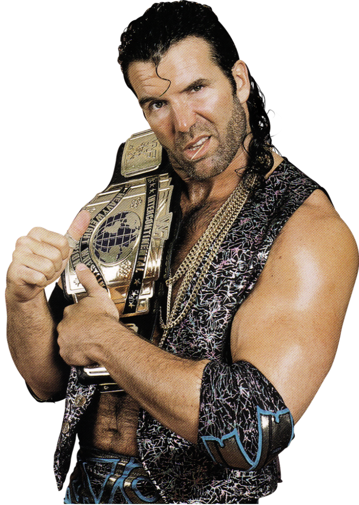 Former Wrestler Scott Hall Arrested For Choking His Girlfriend