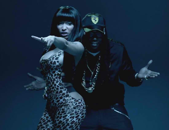 "Watch The New Nicki Minaj f/ 2 Chainz ""Beez In The Trap"" Video On GoodFellaz TV"