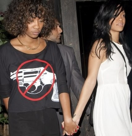 Rihanna Goes On Her 1st Date in 2 Years ?? With A Woman?? #GFTV #WTF?!?