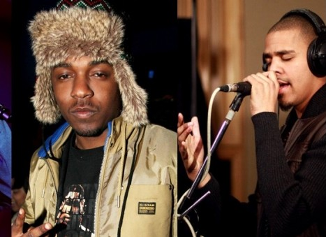 "J. Cole & Kendrick Lamar Working On Collaborative Album #GFTV: ""Word-on-the-Street"""