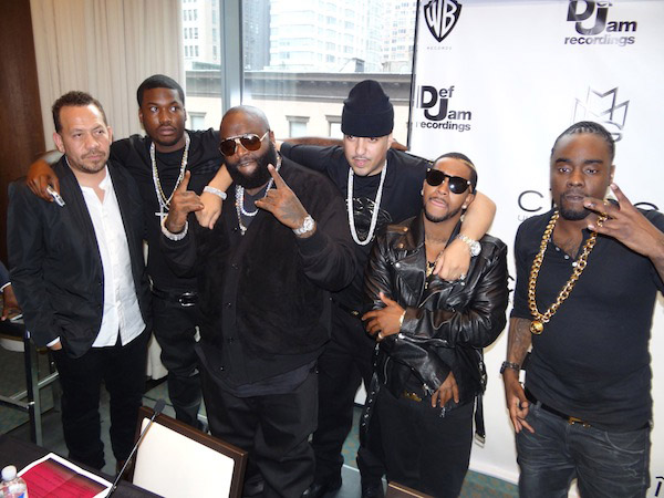 Rick Ross & MMG Talk Release Dates & Signing Omarion During Press Conference