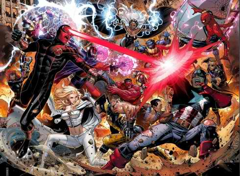 No More Avengers?!? The &#8220;Avengers Vs. X-Men&#8221; Battle Gets Real