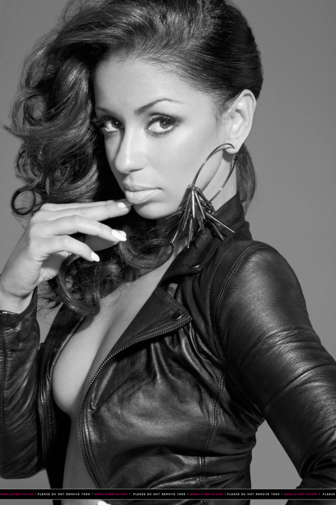 Mya Shouts-out GoodFellaz TV, Check Out Pics From Her Super-Sexy Photoshoot