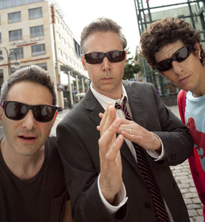 Adam Yauch Of The Beastie Boys Dies